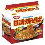 日清食品 焼そば袋 5食 100g×5 まとめ買い(×6)