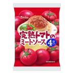 ハウス 完熟トマトのミートソース4袋入り 520g まとめ買い(×6)|4902402891483(tc)(011020)