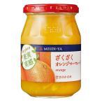 明治屋 果実実感 ざくざくオレンジマーマレード 340g まとめ買い(×12)