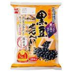 岩塚 岩塚の黒豆せんべい 10枚 まとめ買い(×12)