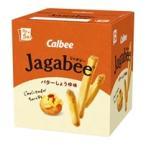 カルビー Jagabeeバターしょうゆ味 80g まとめ買い(×12)
