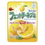 ブルボン フェットチーネグミイタリアンレモン味 50g まとめ買い(×10)