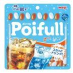 明治 大粒ポイフルパウチコーラ&ソーダ 80g まとめ買い(×10)