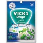 大正製薬 ヴィックスのど飴プラスハーバルミント 62g まとめ買い(×6)