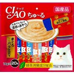 いなば チャオ ちゅ〜る まぐろバラエティ 14g×20本 CIAO ちゅーる 猫 おやつ|4901133625923(tc)