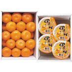 お中元 夏ギフト ポイント5倍 北海道産(JA夕張市) 夕張メロン&ピュアゼリーセット
