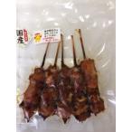 (送料込み) 高知食鶏加工(株) 国産焼き鳥 もも串 25本 (5本入りx5セット)(期日指定できません)