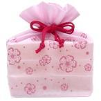 マルヤス トコゼリー巾着袋 6個入り 花便り(ピンク)|41138|