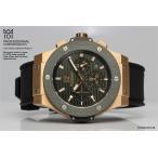 ビッグバンモデル クロノグラフ 腕時計 メンズ