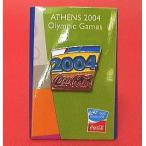 コカ・コーラ「2004アテネオリンピック」ピンバッジ・コレクション:オリンピック・ピンを集めよう