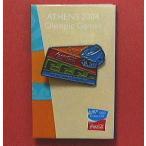コカ・コーラ「2004アテネオリンピック」ピンバッジ・コレクション:柔道