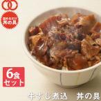 牛丼の具 100g×6食 特価 業務用 牛肉
