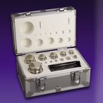 セット分銅(F1CSO-5KAJ:5kgセット[1g〜2kg])JISマーク付 OIML型円筒分銅(非磁性ステンレス)F1級(特級)分銅 ポイント倍増