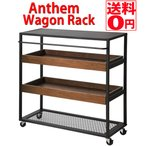 【送料無料】アンセムワゴンラック (Anthem Wagon Rack) ANW-2838BR