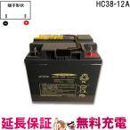 HC38-12A 電動車椅子 バッテリー 日立 サイクルバッテリー 互換 SC38-12 SER38-12