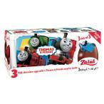 トーマス チョコエッグ おもちゃ入り 3個入り イタリア ディズニー