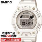 BABY-G ベビージー BLX-100-7JF カシオ レディース 腕時計 デジタル ホワイト ウレタン G-LIDE 20気圧防水 国内正規品