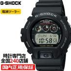 G-SHOCK ジーショック GW-6900-1JF カシオ メンズ 腕時計 電波ソーラー デジタル ブラック 6900 国内正規品