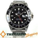 ロレックス / ROLEX : GMTマスター OH・新品仕上済 U番 16700 時計 腕時計 メンズ[男性用] 中古
