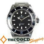 ロレックス / ROLEX : サブマリーナ ノンデイト OH・新品仕上済 K番 14060M 時計 腕時計 メンズ[男性用] 中古