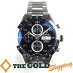 タグホイヤー / TAG Heuer : カレラ キャリバー16 自動巻き クロノグラフ CV2A1R 時計 腕時計 メンズ[男性用] 中古