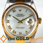 ロレックス / ROLEX : デイトジャスト 16233NR T番 新品仕上済 16233NR 時計 腕時計 ボーイズ[男女兼用] 中古