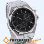 ヴァシュロン コンスタンタン / VACHERON CONSTANTIN :オーバーシーズ デュアルタイム 47450/B01A 時計 腕時計 メンズ[男性用](中古)