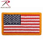 Yahoo Shopping - ロスコ タクティカル キャップ用パッチRothco American Flag Patch(5色)