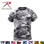 Yahoo Shopping - Rothco Colored Camo T-Shirts(ロスコ カラーカモ Tシャツ)6797他(9色)