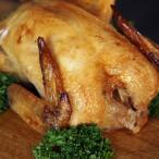 ローストチキン / 調理済み鶏(丸鶏・丸鳥)BBQやパーティー、クリスマスにローストチキンを♪