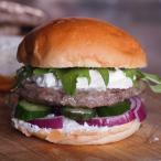 ラム肉 ハンバーガー パテ 2枚 無添加 砂糖不使用 羊肉 仔羊 ポイント消化