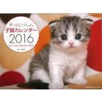 ずっといっしょ。子猫カレンダー2016