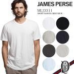 【正規販売】JAMES PERSE ジェームスパース メンズ MLJ3311 半袖クルーネックカットソー [15色]