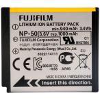 FUJIFILM 充電式バッテリー NP-50