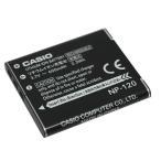 カシオ デジタルカメラ EXILIM 用充電式バッテリー NP-120 1個