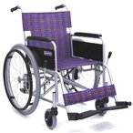 KA102 車椅子(車いす) カワムラサイクル製 セラピーならメーカー正規保証付き/条件付き送料無料