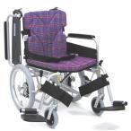 KA816-40(38・42)B-M.LO.SL 車椅子(車いす) カワムラサイクル製 セラピーならメーカー正規保証付き/条件付き送料無料