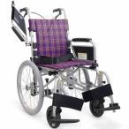 KA818L-40(38・42)B-HS 車椅子(車いす) カワムラサイクル製 セラピーならメーカー正規保証付き/条件付き送料無料