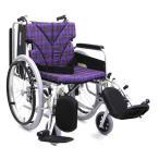 KA820-40(38.42)ELB 車椅子(車いす) カワムラサイクル製 セラピーならメーカー正規保証付き/条件付き送料無料