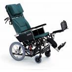 KX16-42EL リクライニング介助用車椅子(車いす) カワムラサイクル製 セラピーならメーカー正規保証付き/条件付き送料無料