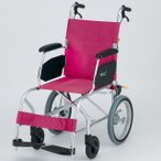 Yahoo!介護用品販売のセラピーショップ【限定セール】KALU7α(NAH-L7α) Aパッケージ 車椅子(車いす) 日進医療器製 セラピーならメーカー正規保証付き/条件付き送料無料
