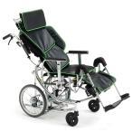 NEXTROLLER-sp2 (ネクストローラーシルバーパッケージ) 最新型リクライニング車椅子(車いす) ミキ製 セラピーならメーカー正規保証付き/条件付き送料無料