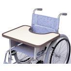 車椅子用テーブルKF-4WM(白)マジック止め(日進医療器専用)