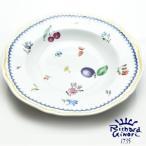 イタリアンフルーツ スーププレート スープ皿 深皿 パスタ カレー皿24cm  リチャードジノリ 陶磁器製