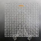 ナハトマン Nachtmann ボサノバ 81398 スクエアプレート 28cm クリスタルガラス製