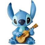 リロ&スティッチ  フィギュア  ウクレレを弾くスティッチ  Lilo and Stitch ディズニーショーケース Enesco エネスコ
