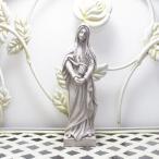 聖女 マグダラのマリア 聖像 卓上 置物 雑貨 ヴェズレー -グレイ-