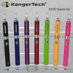 電子タバコ VAPE KangerTech EVOD Starter kit