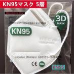 マスク N95 KN95 5層構造 100枚 10個ずつ個包装 冬用マスク 大人用 3D 不識布マスク 使い捨て PM2.5対応 花粉対策 父の日 2021 プレゼントウィルス n95
