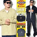 4b7a4ddaa5 35位 DICKIES ディッキーズ  長袖シャツ メンズ ワークシャツ B系 ファッション メンズ ヒップホップ ストリート